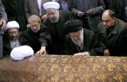 گزارش وحید پوراستاد از تشییع پیکر هاشمی رفسنجانی