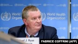 Директор программы ВОЗ по ЧС в области здравоохранения Майкл Райан.