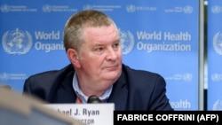 Глава программы ВОЗ по чрезвычайным ситуациям в области здравоохранения Майкл Райан.