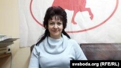 Ірына Давідовіч, архіўнае фота