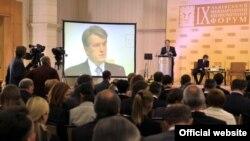 Виступ Президента на IX Львівському міжнародному економічному форумі, 1 жовтня 2009 року