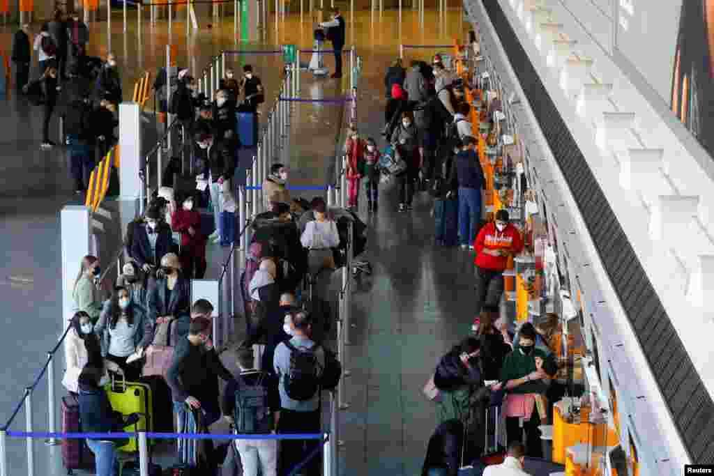 ГЕРМАНИЈА - Германија ги укинува забранаите за патување од Велика Британија, Португалија, Русија, Индија и Непал.