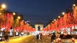 Párizsi hangulat: csendes, meghitt ünnepi készülődés