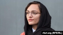 ظریفه غفاری شاروال میدانشهر و مدافع حقوق زنان