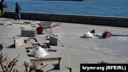 Ремонт плиточного покрытия в Ялте