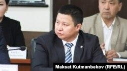 Бакытбек Нарбеков