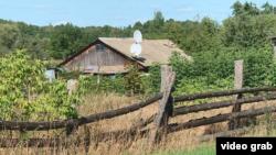 Село Нові Яриловичі поблизу білоруського кордону