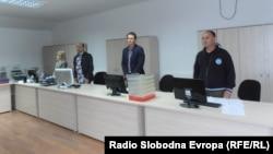 Центар за грижа на корисници во кумановски Водовод.