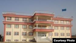 Здание психиатрической больницы Alemi Neuro в Мазари-Шарифе, 12 апреля 2012 года.