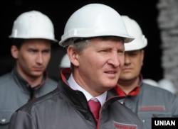 Рінат Ахметов у 2013 році