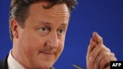 Буюк Британия бош вазири Дэвид Кэмерон.