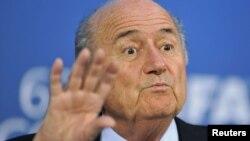 Presidenti i FIFA-s, Sep Bllater