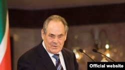Mintimer Shaimiyev (file photo)