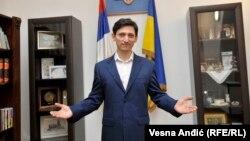 Украинскиот амбасадор во Србија, Олександр Александрович