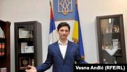 Ukrajinski ambasador u Beogradu Oleksander Aleksandrovič