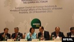 "Konferenca Ndërkombëtare ""Germia Hill"", nentor, 2011"