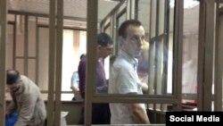 Обвинувачені кримчани на суді в Ростова-на-Дону, 1 червня