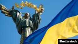 Монумент Независимости – триумфальная колонна в Киеве, посвященная Независимости Украины