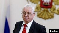 Russiýanyň Owganystandaky ilçisi Aleksandr Mantyskiý.
