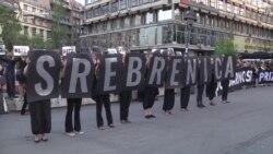 Beograd: Skupovi povodom godišnjice Srebrenice bez incidenata