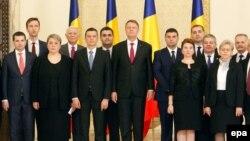 Романиянең яңа хөкүмәте