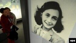 Izložba o Ani Frank u nacističkom logoru Bergen-Belsenu, gdje je i ubijena