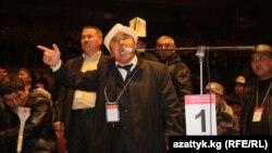 Апрель окуясы боюнча соттун алгачкы жыйындарынан. Бишкек, 17-ноябрь,2010