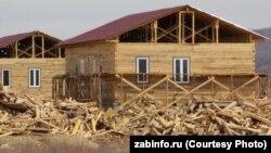 Одна из социальных программ Забайкалья – строительство жилья