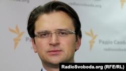 Постоянный представитель Украины при Совете Европы Дмитрий Кулеба