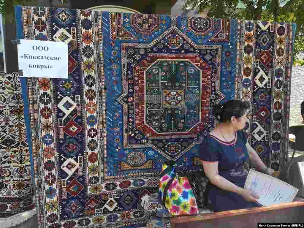 Табасаранские ковры.