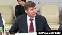 Председатель Центральной избирательной комиссии Татарстана Мидхат Шагиахметов
