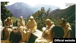 Действие фильма «Погружаясь в молчание» происходит в одном из самых старых монастырей во французских Альпах