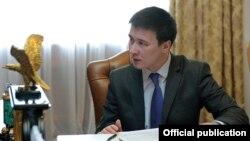 Экс-председатель Нацэнергохолдинга Айбек Калиев.