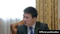 Айбек Калиев. Архивное фото.