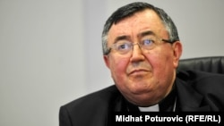 Kardinal Vinko Puljić: Zabrinjava ovaj selektivni pristup