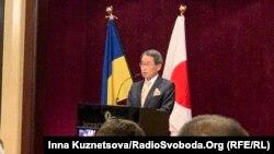 Посол Японії в Україні Такаші Кураі