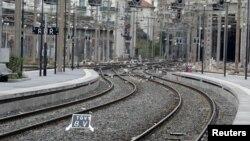 Hekurudhat në Francë.