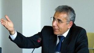 Правозащитник Интигам Алиев. Архивное фото