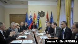 """Ministarski sastanak u Beogradu zbog krize u """"Agrokoru"""""""