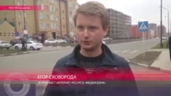 """Егор Сковорода: """"Я сиганул в проход, голову руками закрыл"""""""