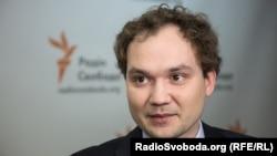 Олександр Мусієнко, керівник Центру воєнно-правових досліджень