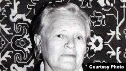 Надежда Фартусова, бывшая узница фашистского плена. Фото из семейного архива.