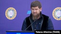Глава Чечни Рамзан Кадыров, архивное фото