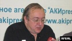 """Виталий Пономарев: """"Они пытаются толкнуть киргизское общество к созданию чего-то похожего на современный Узбекистан"""""""