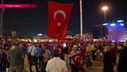 Турция после неудавшегося переворота. Три дня спустя