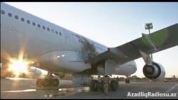 Liviya paytaxtı Tripolidə hava limanında salamat təyyarə qalmayıb