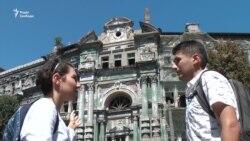 «Ми забули, що таке Одеса» – режисер «Перлини абсурду» (відео)