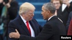 آقای ترامپ گفته است که این امر در اواخر دوره کارزار انتخاباتی او رخ داده، اما شواهد و مدارکی برای اثبات مدعای خود ارائه نکرد.