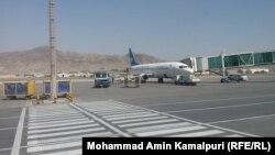 Международный аэропорт в Кабуле