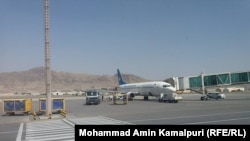 FILE: Kabul's Hamid Karzai international airport.